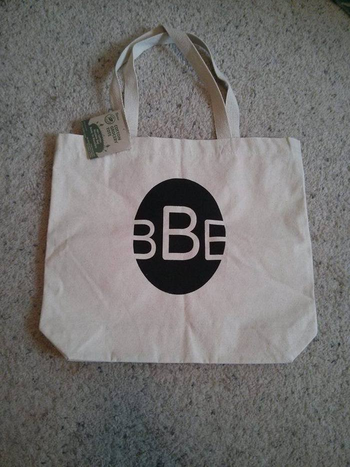 This heavy duty 100% cotton canvas tote could be yours if you pledge $25