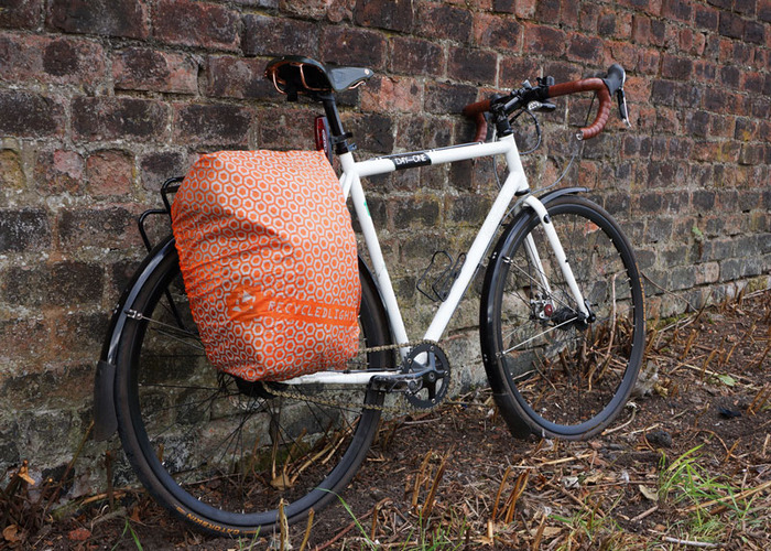 Ideal for touring and commuting with pannier bags.