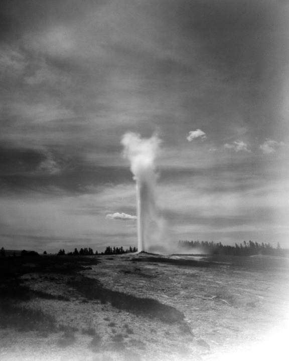 Old Faithful, Yellowstone