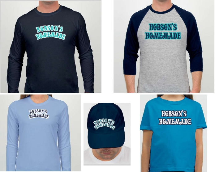 Your feedback has always been important to us, so when you told us you wanted a variety of options for an apparel reward, we answered. (*This is a sampling of possible options and exact designs may vary based on demand).