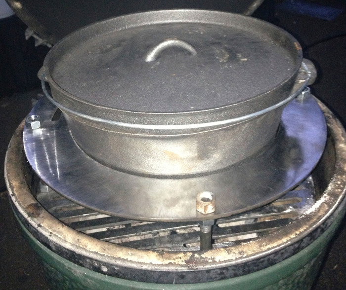 Dutch Oven Set Up