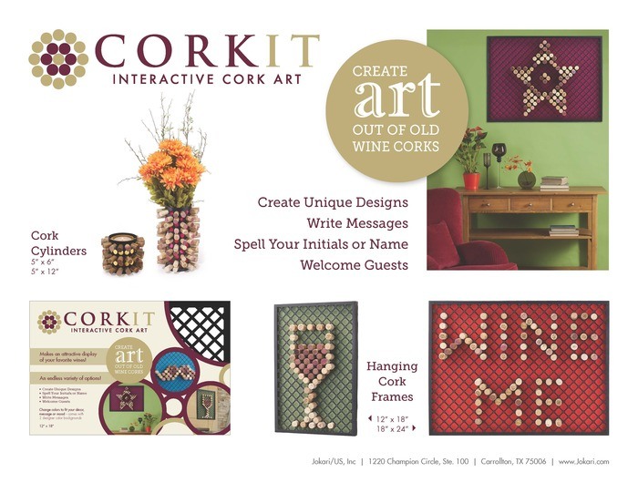 The CorkIt! Product Line