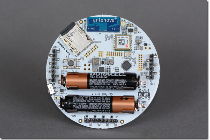 Modern Components offer superior performance. SD Card, GPS & Power on same board.