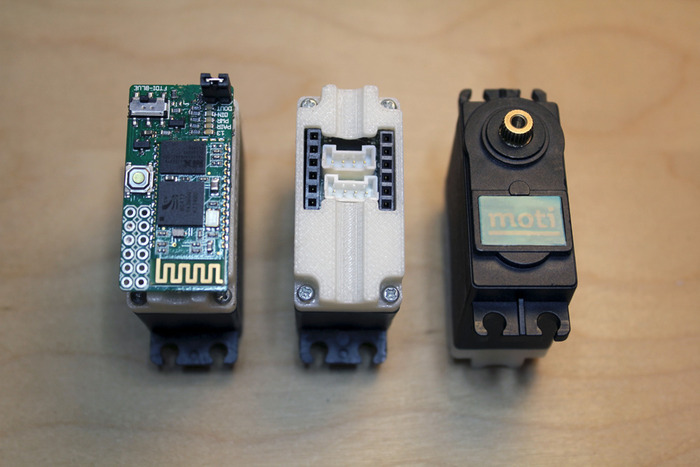 Arduino-Compatible Microcontroller in Every Moti