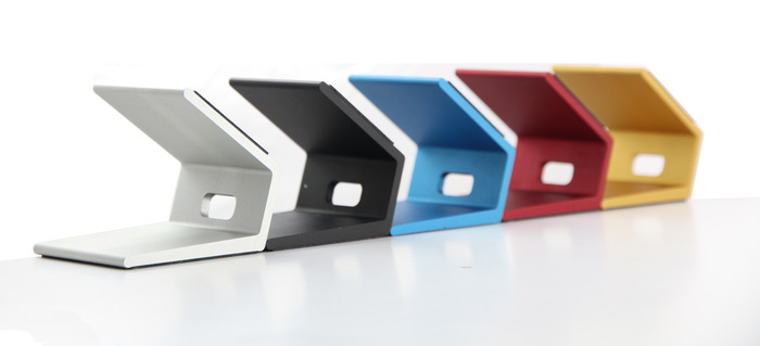 MiStand mini: Silver, Black, Blue, Red and Gold!
