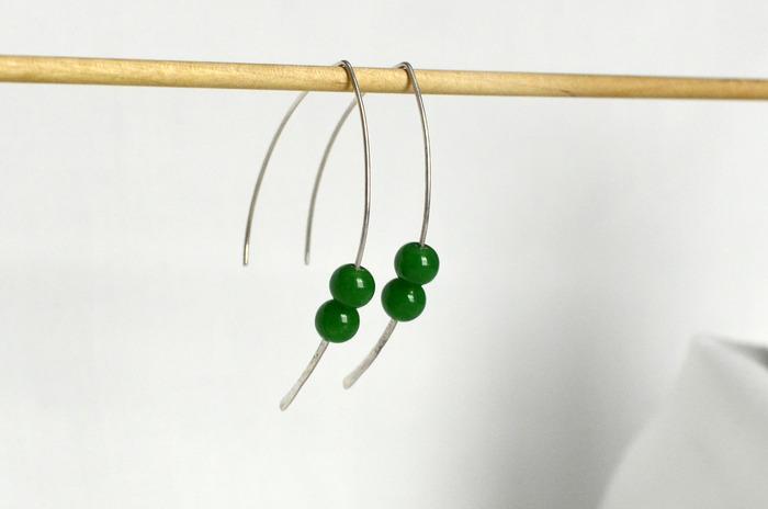Level 6 - earrings