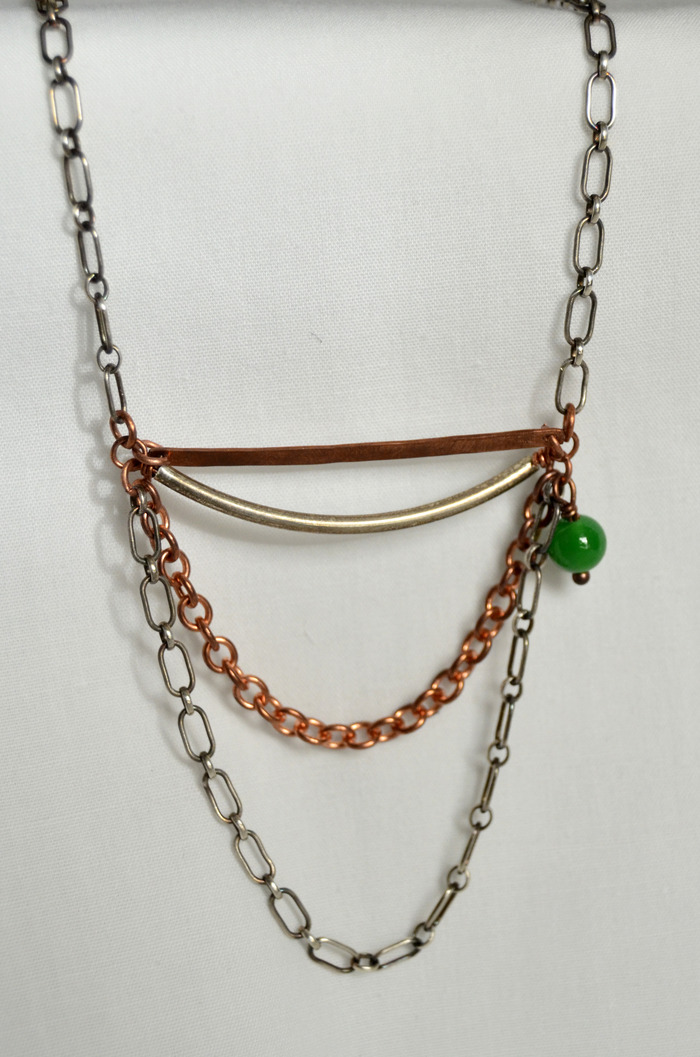 Level 6 - necklace