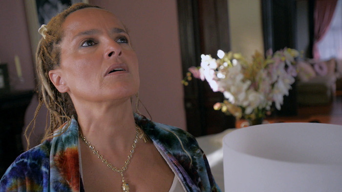 "Shari Belafonte as ""Dr. Hunt"""