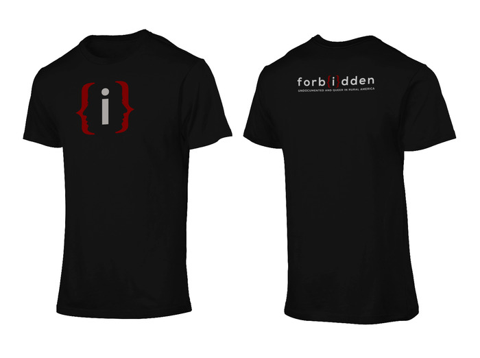 Check out the forb(i)dden t-shirt design!