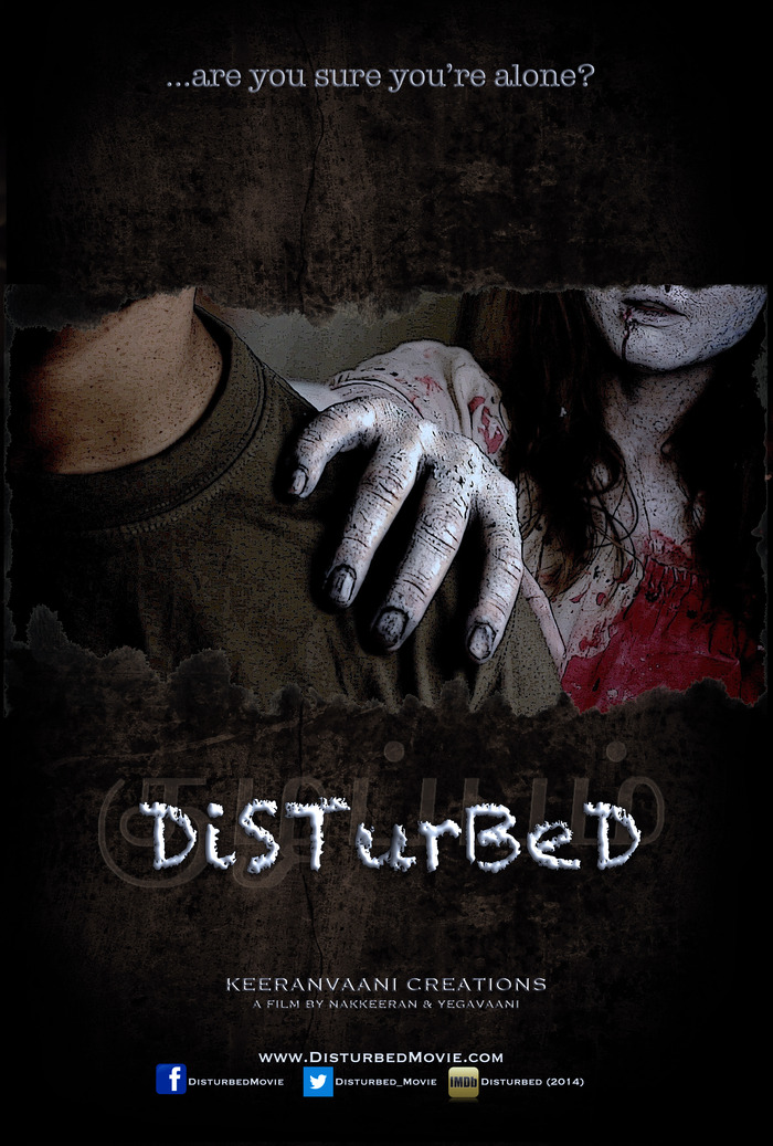 DiSTurBeD Official Poster