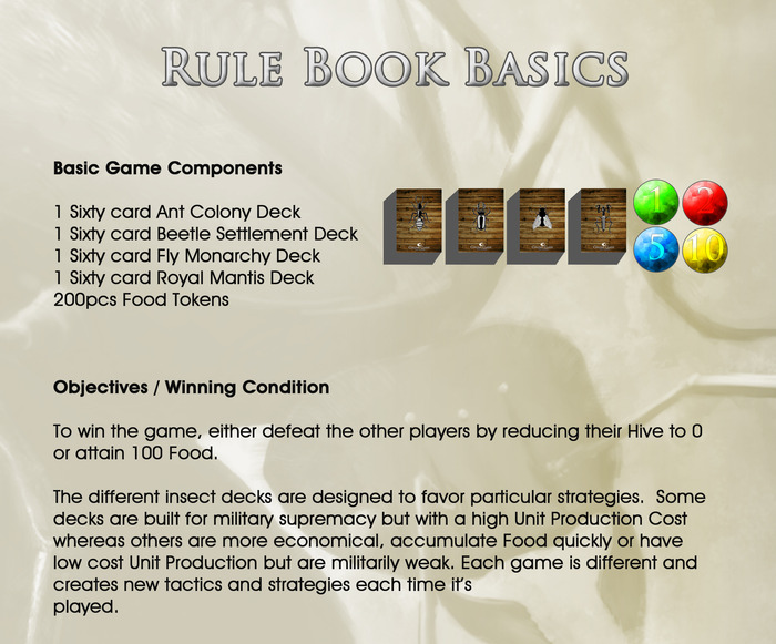 You can read the full rules here! (Updated 10/23/13)