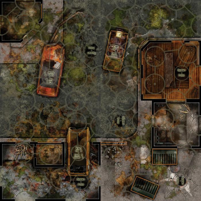 4 Map Tiles
