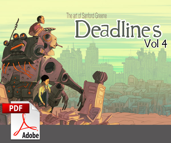 Deadlines VOL. 4: PDF Edition
