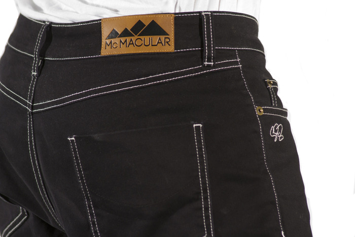 "New 2014: ""McMacular"" Suede cotton Twill Pants lined with Mulberry Silk -- Unprecedented luxurious comfort"