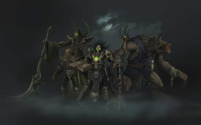 Lords of Discord a game  on Kickstarter
