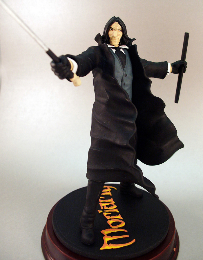 MORIARTY Collectible Figurine Sculpted by Grant Miller