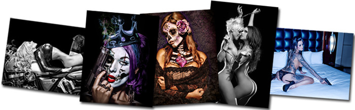 24x30/24x36 Posters. just a few samples