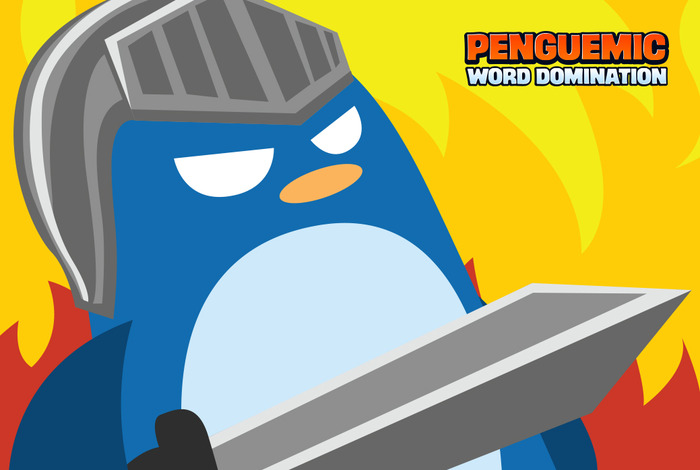 Behold the mighty Valor Penguin!