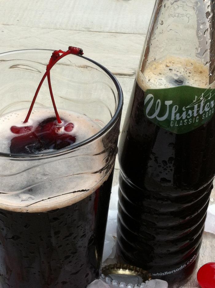 Whistler Cherry Vanilla Cola