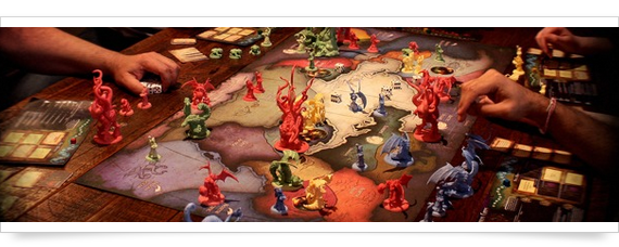 Cthulhu Wars Raised: $1,403,981