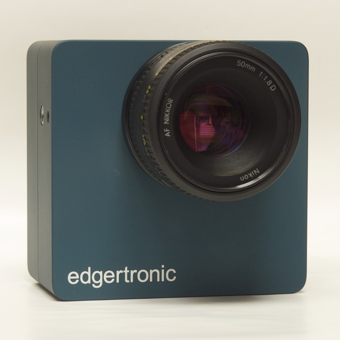 edgertronic front view