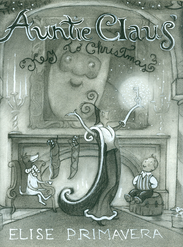 Auntie Claus: Key to Christmas - AC2
