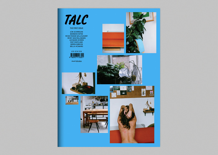 Issue no.1 of TALC magazine