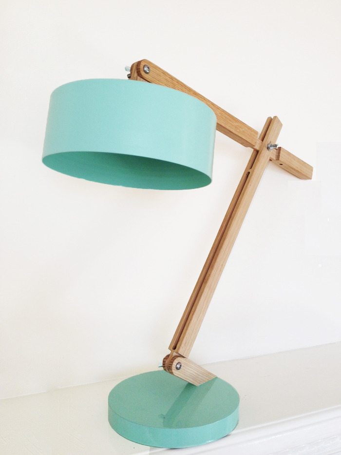'Lemonade Lamp'
