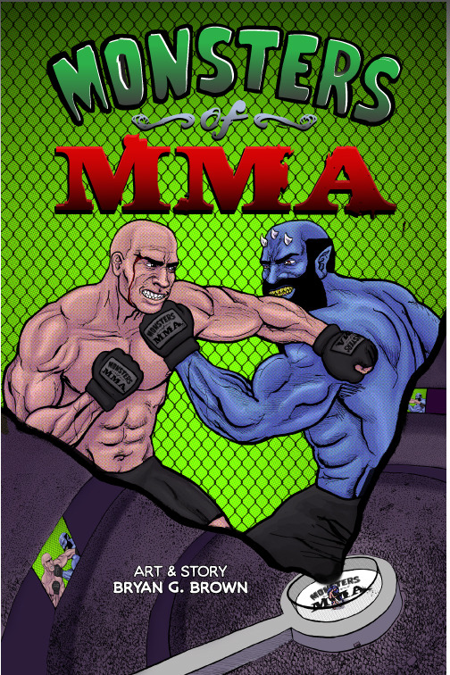 Monsters of MMA #1