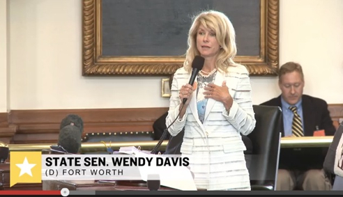 The Tribune's livestream of Sen. Wendy Davis' filibuster