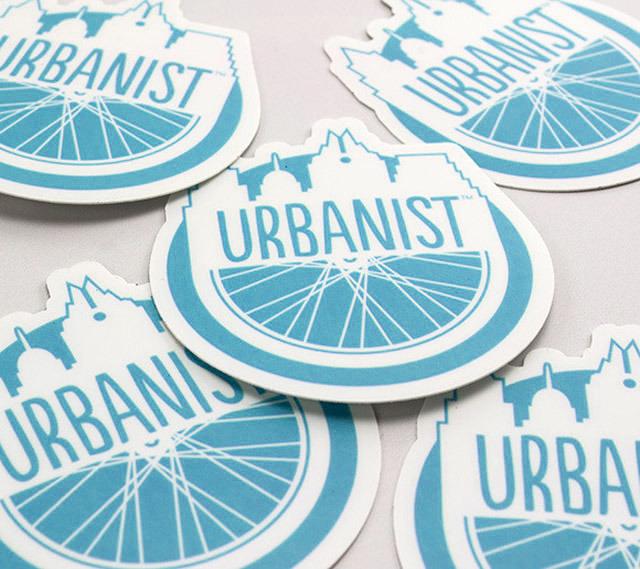 Urbanist Stickers