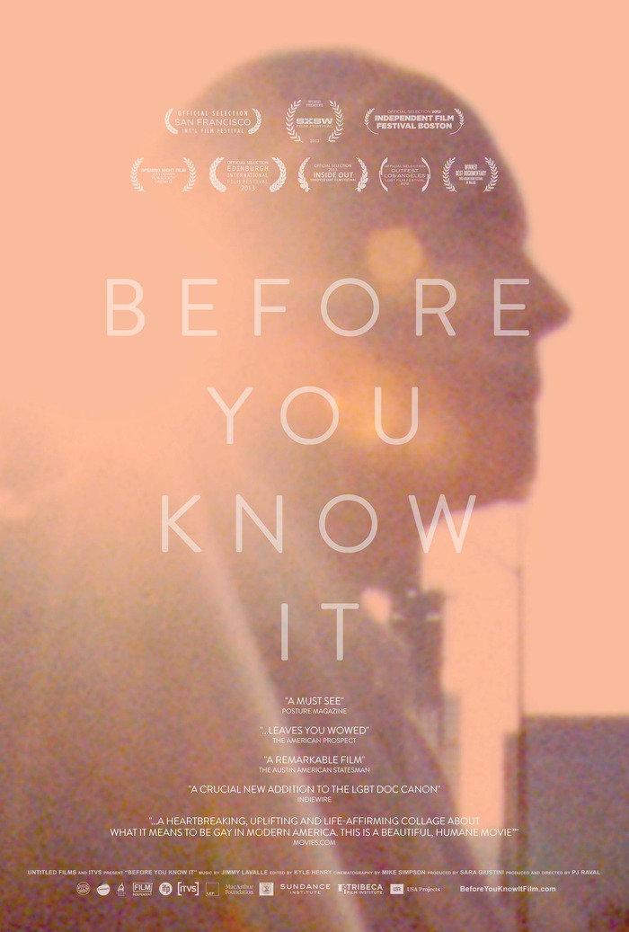 BEFORE YOU KNOW IT Poster. Check out our cool rewards to see how you can get your hands on one!