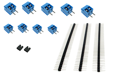 Simple connector kit
