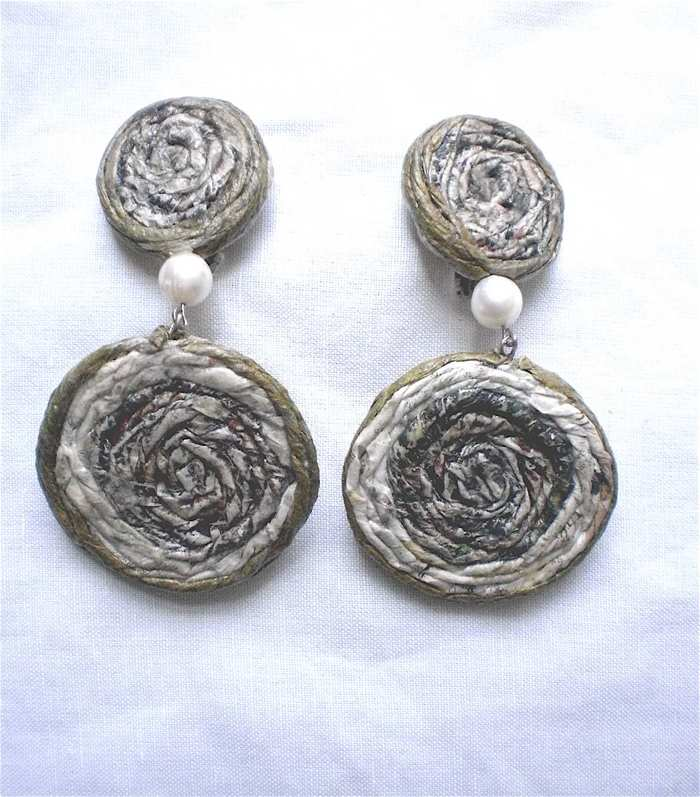 Circles of Life Earrings