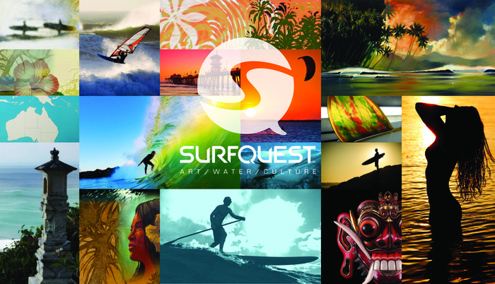 SurfQuest Lifestyle Poster