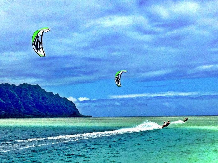 Kiteboarding Hawaii
