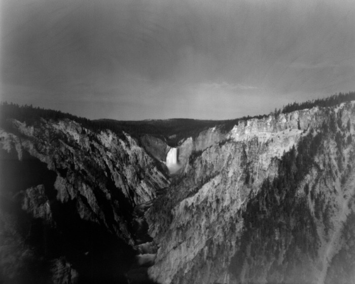 The Grand Canyon of Yellowstone from Artists Point
