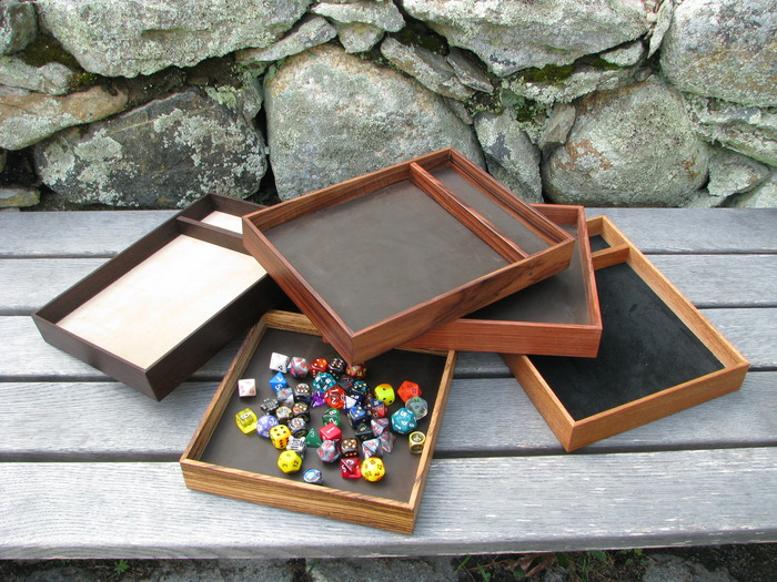 LOTUS Series Dice Trays