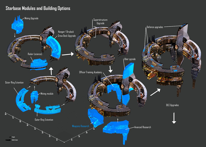 sci fi space stations deck plans - photo #13