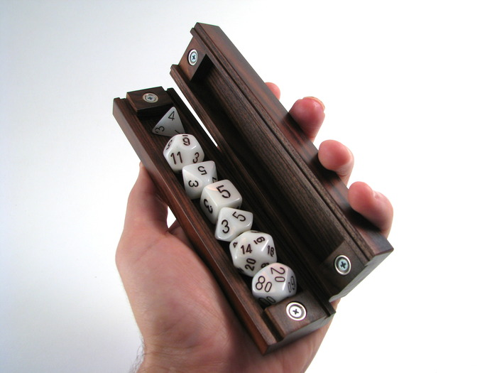Presenting the Wyrmwood Gaming Dice Vault!