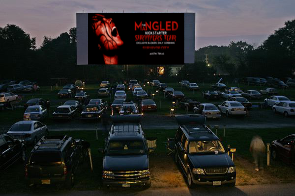Join us at the Drive In on the Survivors Tour!