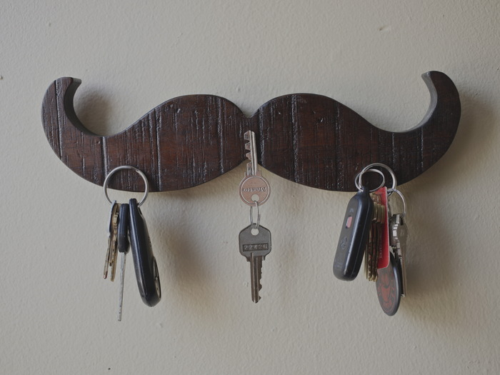 The iconic mustache shape, also know as THE STACHE: $35
