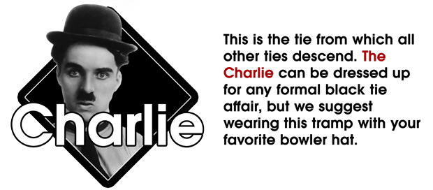 The Charlie (Black)