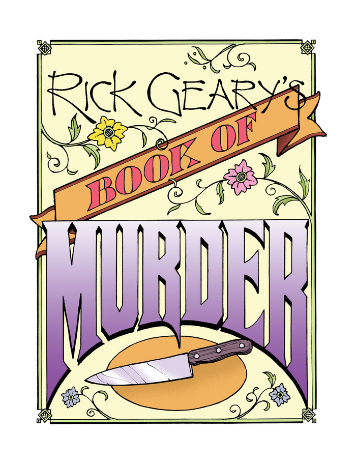 Rick Geary's Book of Murder and The Lampoon Years are both part of the $65 reward level.