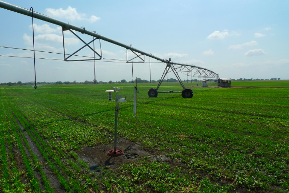 Irrigation monitoring & control