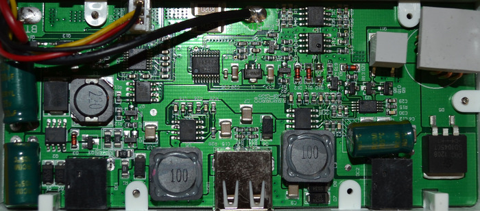 (One of the most advanced IC board custom designed for use with the F20)