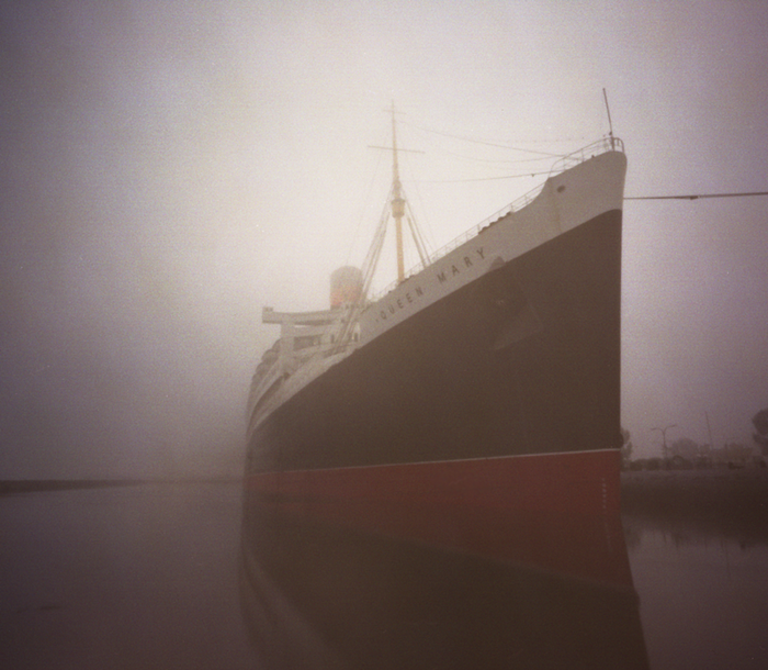 Queen Mary (c) 2003 Clint O'Connor