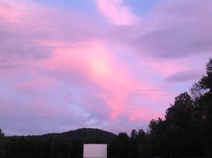 Don't let the sun set on another drive-in...preserve this piece of Americana, the world's smallest remaining drive-in