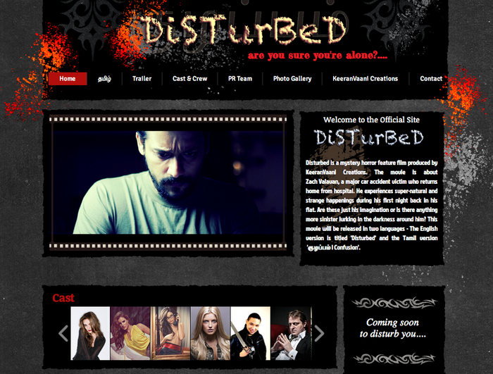 DiSTurBeD Official Site