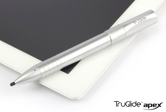 Truglide Apex Fine Point Electronic Stylus For Ipad By